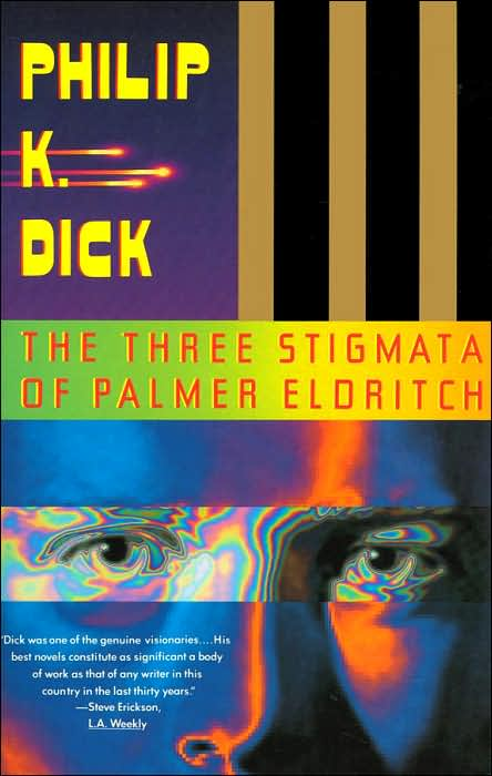 обложка книги The Three Stigmata of Palmer Eldritch