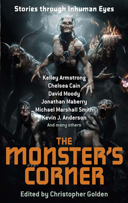 обложка книги The Monster's Corner: Stories Through Inhuman Eyes