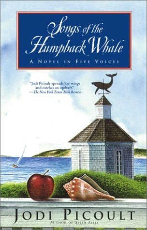 обложка книги Songs of the Humpback Whale: A Novel in Five Voices