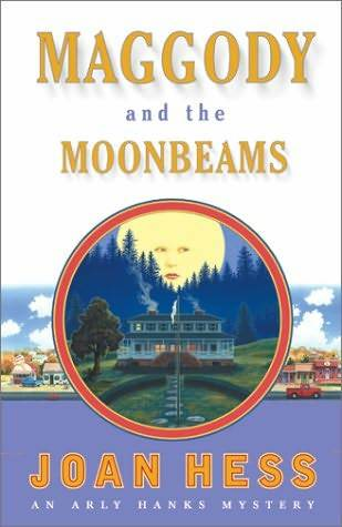 обложка книги Maggody And The Moonbeams