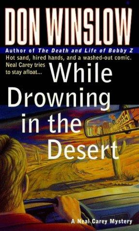 обложка книги While Drowning in the Desert