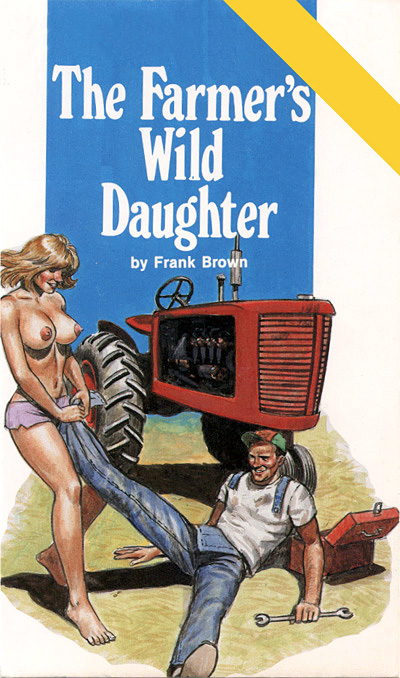 обложка книги The farmer_s wild daughter