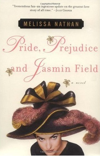 обложка книги Pride, Prejudice and Jasmine Field