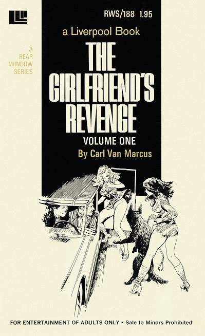 обложка книги The girlfriend_s revenge Volume One