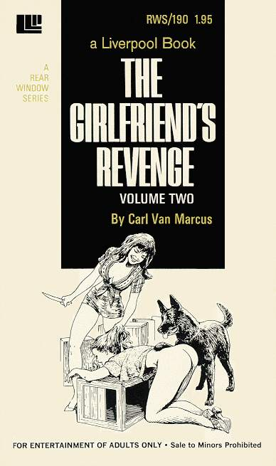 обложка книги The girlfriend_s revenge Volume Two