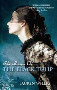 обложка книги Masque of the Black Tulip
