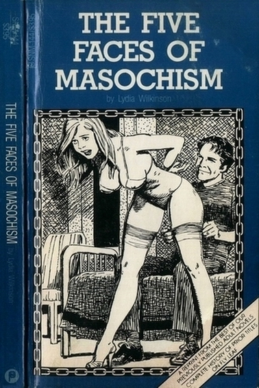 обложка книги The five faces of masochism