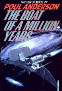 обложка книги The Boat of a Million Years