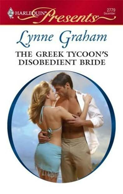 обложка книги The Greek Tycoon's Disobedient Bride