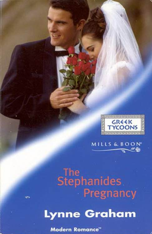 обложка книги The Stephanides Pregnancy