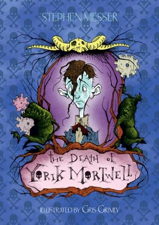 обложка книги The Death of Yorik Mortwell