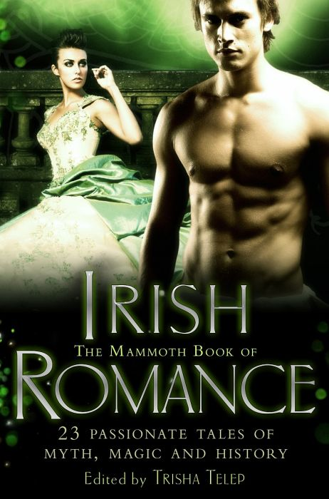 обложка книги The Mammoth Book of Irish Romance