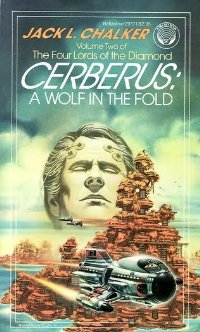 обложка книги Cerberus: A Wolf in the Fold