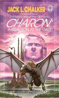 обложка книги Charon: A Dragon at the Gate