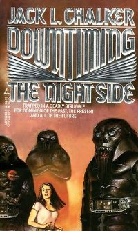 обложка книги Downtiming the Night Side