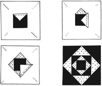 Изображение к книге Лоскутное