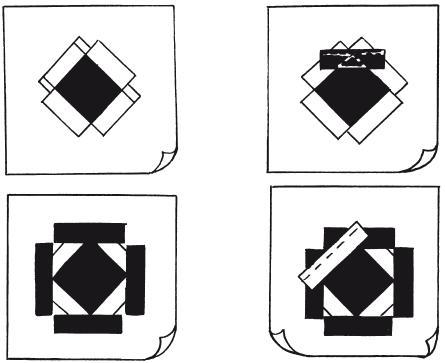 Схема шитья