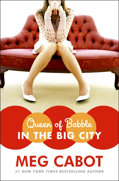 обложка книги Queen Of Babble: In The Big City