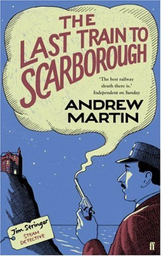 обложка книги The Last Train to Scarborough