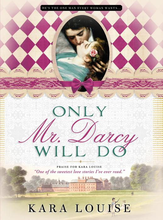 обложка книги Only Mr. Darcy Will Do