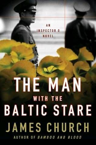 обложка книги The Man with the Baltic Stare