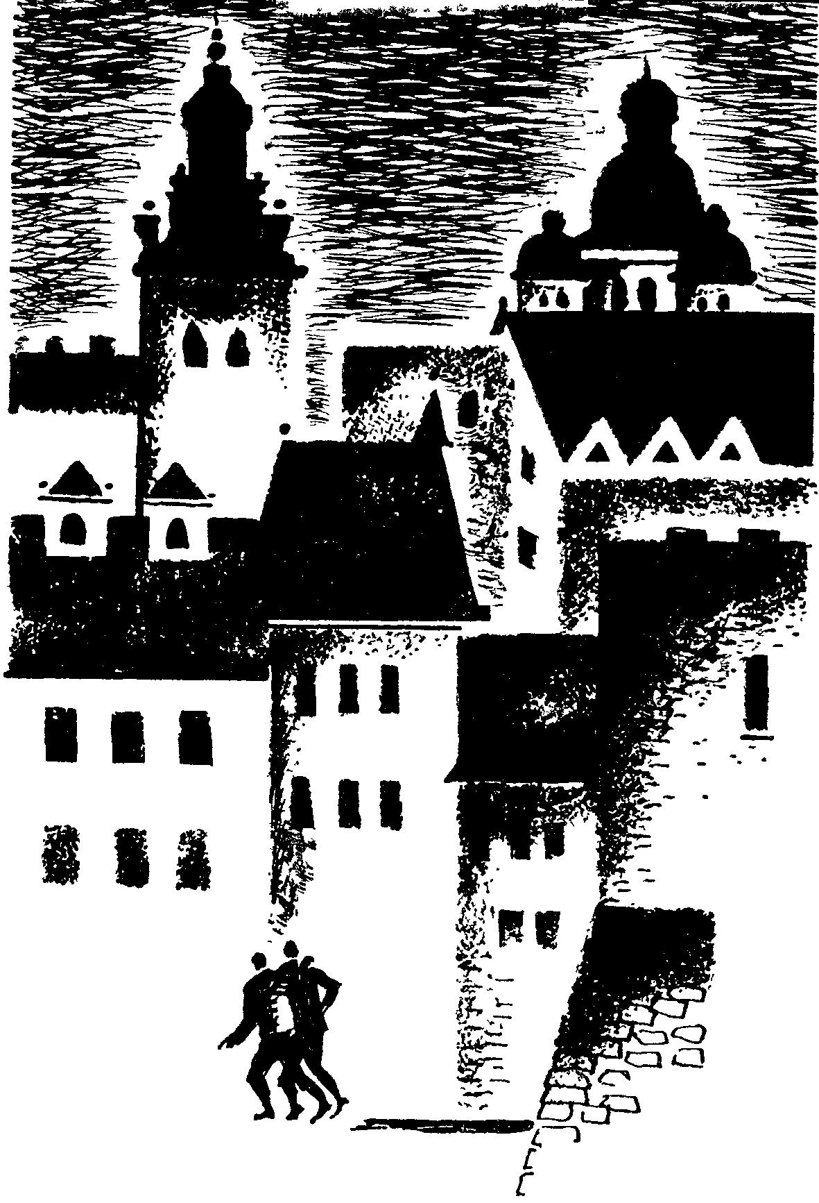 Изображение к книге Ювелір з вулиці Капуцинів