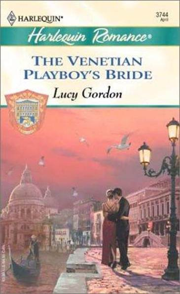 обложка книги The Venetian Playboy's Bride