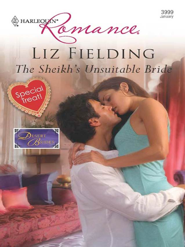 обложка книги The Sheik's Unsuitable Bride