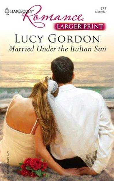 обложка книги Married Under the Italian Sun