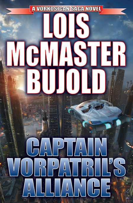 обложка книги Captain Vorpatril's alliance