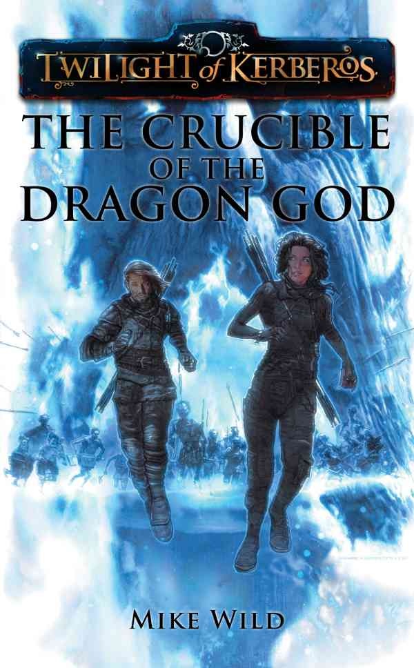 обложка книги The Crucible of the Dragon God