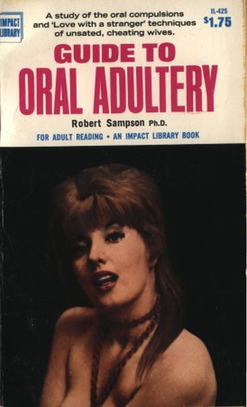 обложка книги Guide to Oral Adultery