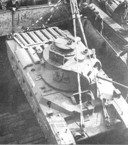 Изображение к книге Танки ленд-лиза в Красной Армии