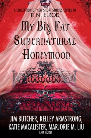 обложка книги My Big Fat Supernatural Honeymoon