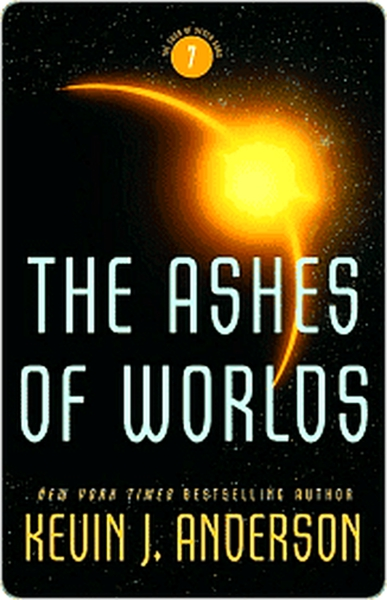 обложка книги The Ashes of Worlds