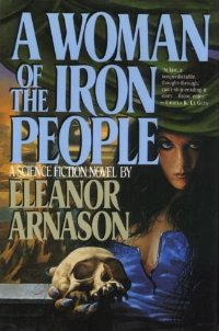 обложка книги A Woman of the Iron People