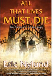 обложка книги All That Lives Must Die