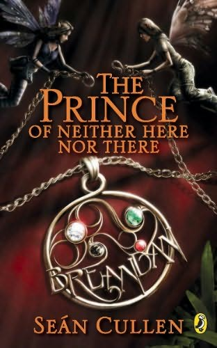 обложка книги The Prince of Neither Here Nor There