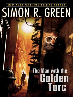 обложка книги The Man with the Golden Torc