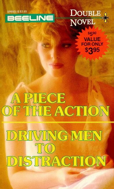 обложка книги Driving Men To Distraction