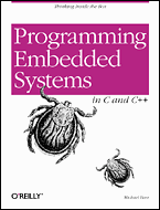 обложка книги Programming Embedded Systems in C and C++
