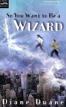 обложка книги So You Want To Be A Wizard