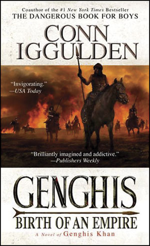 обложка книги Genghis, Birth of an Empire