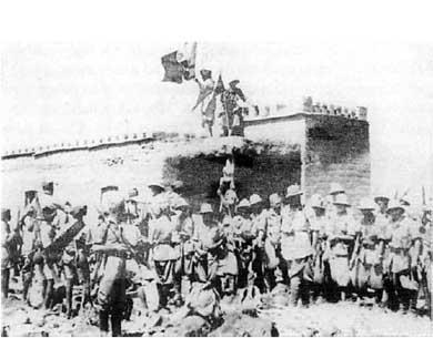Изображение к книге Итальянская армия. 1940–1943. Африканский театр военных действий