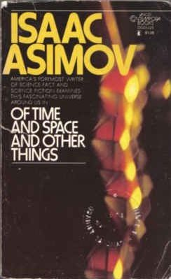 обложка книги Of Time and Space and Other Things