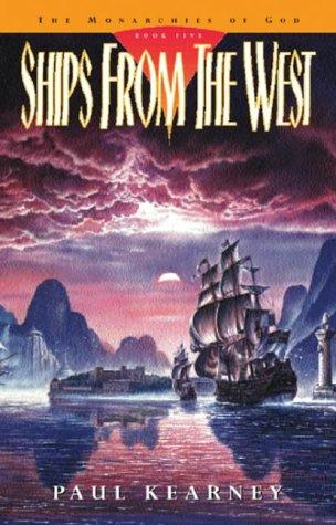 обложка книги Ships from the West