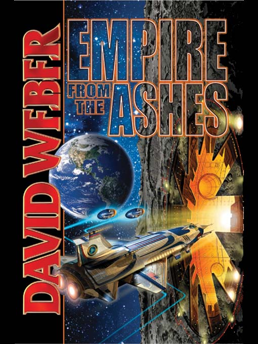 обложка книги Empire from the Ashes