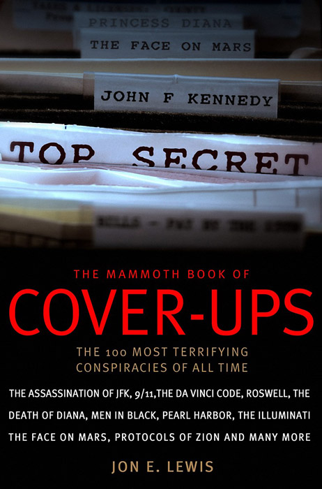 обложка книги The Mammoth Book of Cover-Ups
